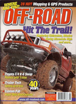 Off-Road (May 2006)