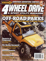 4Wheel Drive and Sport Utility (Jul 2006)