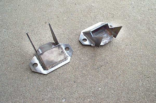 3.4L (5VZ-FE) Conversion Motor Mounts
