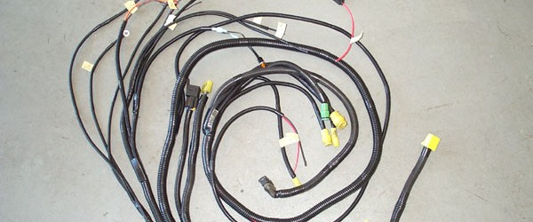 Fuel Injection Conversion Harness
