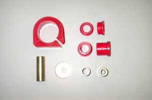 Energy Suspension Steering Rack Bushing Set