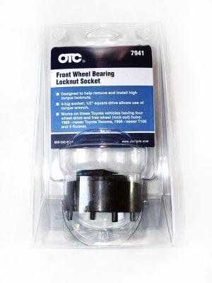 ORS Manual Hub Conversion Kit Locknut Socket - OTC