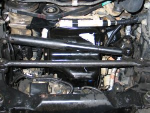 Rear-Sump Oil Pan Conversion Kit