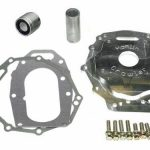Transmission to RH Transfer Case Adapter