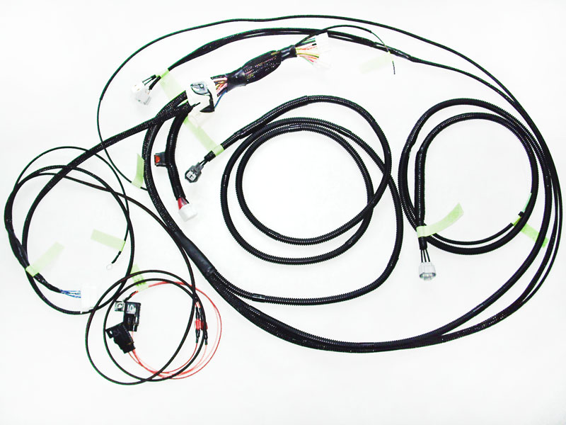 Ors 3 4l Conversion Harness  For 3vz