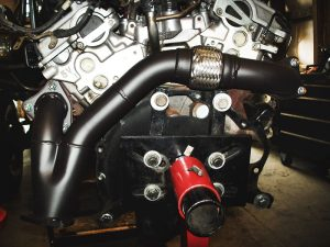 ORS 3.4L Conversion Exhaust Crossover Pipe