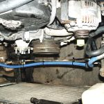 ORS H.P. Power Steering Replacement Hose, Rear ABS Actuator to Gear