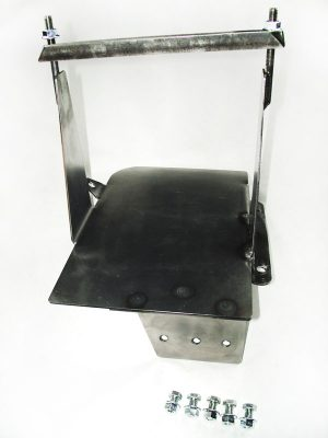 Battery Tray With Tie-Down