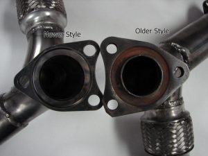 Exhaust Flange Comparison