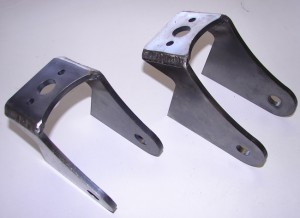 Frame Bracket Set - for use with 22R & 22RE Performance Mounts