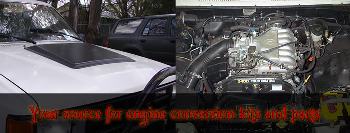 Your source for engine conversion kits and parts