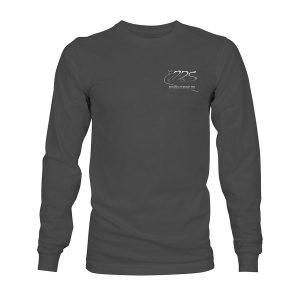 Long Sleeve Shirt - Truck Logo - Front